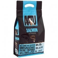 AATU Salmon and Herring - su 80% laisvėje augusios lašišos ir silkės