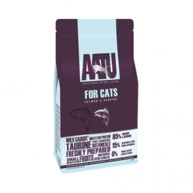 AATU Cat Salmon&Herring
