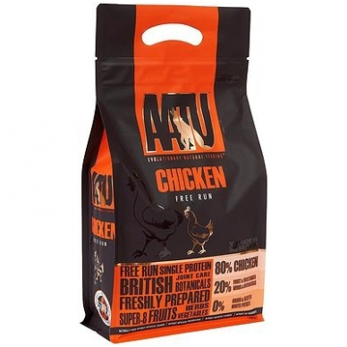 AATU Chicken - su 80% laisvėje augusios vištienos