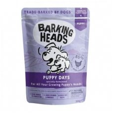 Barking Heads Puppy Days konservai šunims