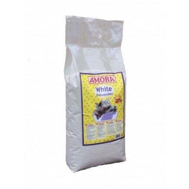 Bentonitinis kraikas Amora BABY POWDER 8 litrai