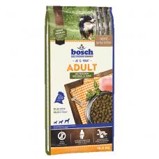 BOSCH Adult Geflugel&Hirse (paukštiena&soros)