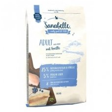 BOSCH Sanabelle Adult Forelle (su upėtakiu)