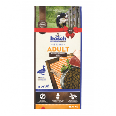 BOSCH Adult Duck & Rice 2