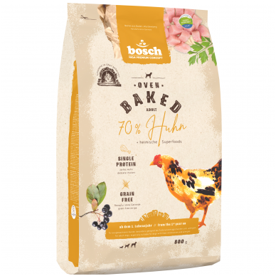 BOSCH HPC Plus Oven Baked Chicken
