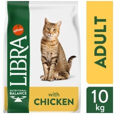 LIBRA Cat Chicken