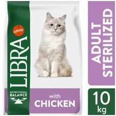 LIBRA Cat Sterilised Chicken