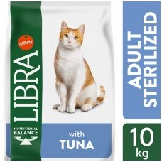 LIBRA Cat Sterilised Tuna