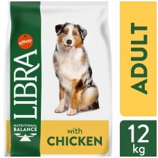 LIBRA Dog Chicken šunų maistas