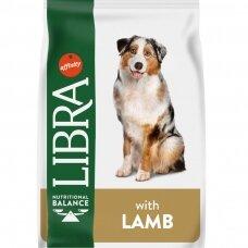 LIBRA Dog Lamb šunų maistas