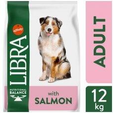LIBRA Dog Salmon šunų maistas