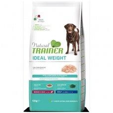 Natural Trainer Ideal Weight Medium/Maxi