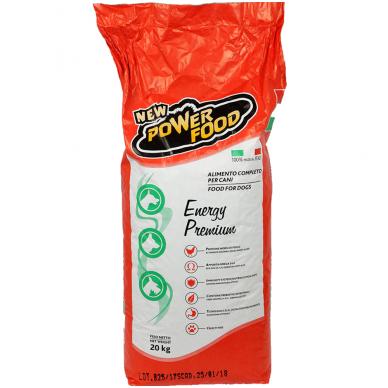 NEW POWER FOOD Energy