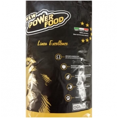 NEW POWER FOOD Ideal Premium