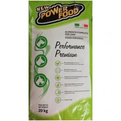 NEW POWER FOOD Performance Premium