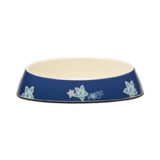 Rogz dubenėlis Cat Blue Flora