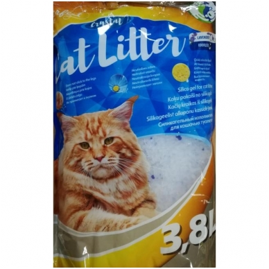 Silikoninis kraikas PERFECT CAT