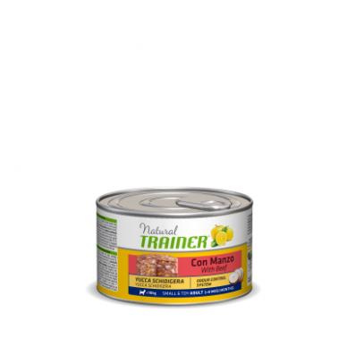 TRAINER NATURAL Adult Mini konservai su jautiena