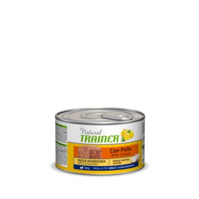 TRAINER NATURAL Adult Mini konservai su vištiena