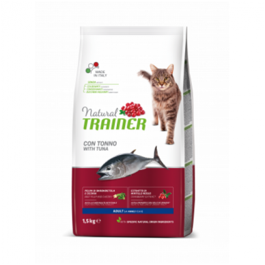 TRAINER NATURAL Cat Adult Tuna